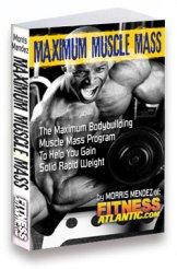 Maximum Muscle Mass book